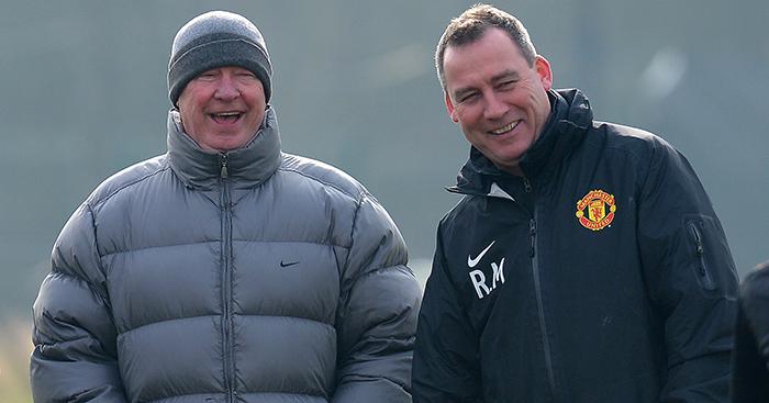 René Meulensteen on life at Man Utd: 'The best job in the world ...