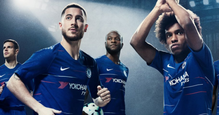 5a00d57a2e7 Rating the Premier League and top European club kits for 2018-19 - Planet  Football
