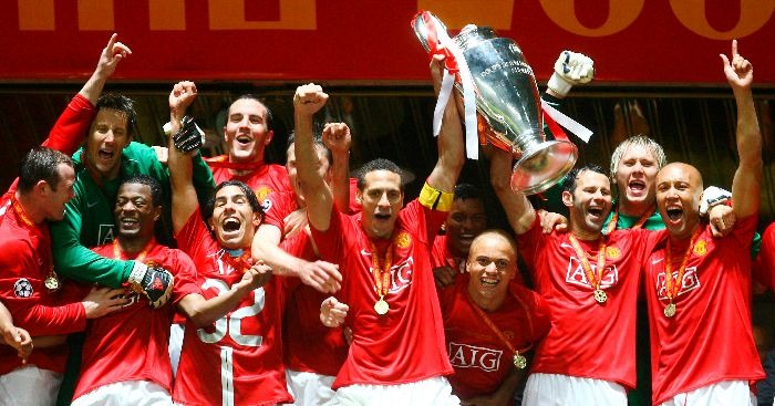 10+ Manchester United 2008