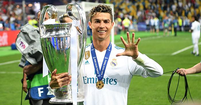 The perverse joy in Cristiano Ronaldo having no reason to take his shirt  off - Planet Football 92a9c7e29