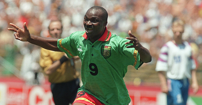 Roger Milla: A player so amazing a lie sat unchanged on Wiki for two months  - Planet Football