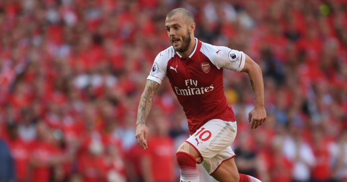 Comparing Jack Wilshere's 2017-18 stats to Arsenal's other midfielders -  Planet Football