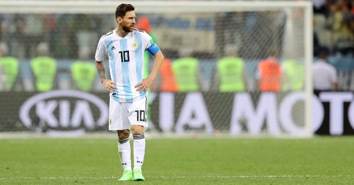 Tokeo la picha la lionel messi argentina