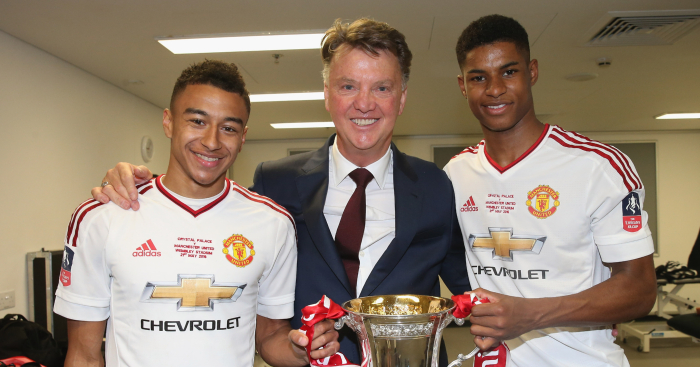 6f9c01a1b Where are they now  The 15 kids handed Man Utd debuts by Van Gaal ...