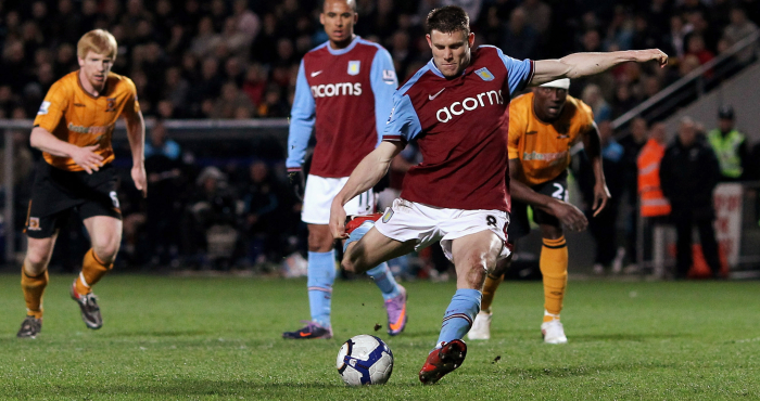 An Aston Villa Xi Of Players Theyll Wish They Never Lost Milner Delph Cahill