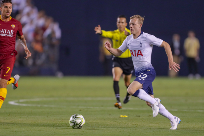 beef585fa175 READ  The 10 Spurs starlets Poch challenged in pre-season – and how they ve  fared