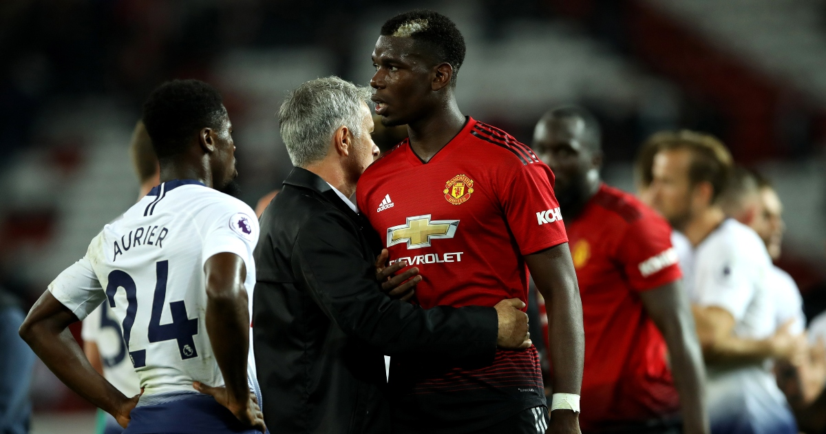 A timeline of Paul Pogba and Jose Mourinho's turbulent relationship - Planet Football