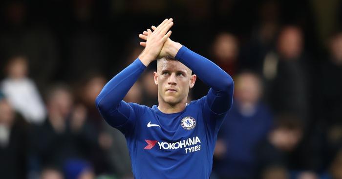 Cetak Gol dan Assist, Barkley Ulangi Pencapaian Langka Gelandang Chelsea asal Inggris