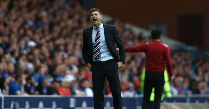 Image result for gerrard rangers