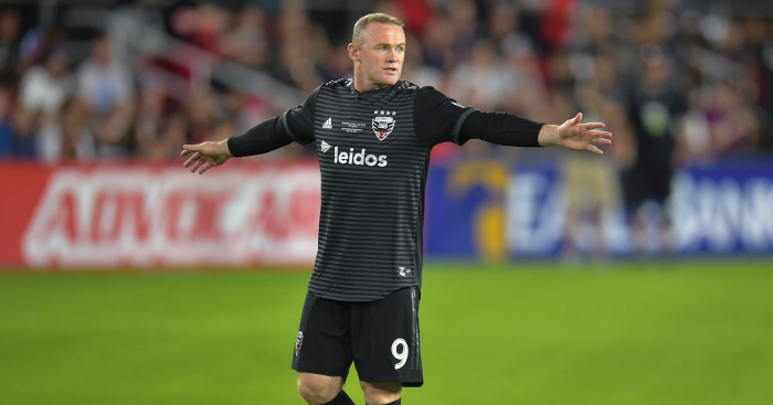 9bb9c52ed How Wayne Rooney has helped transform DC United s MLS form - Planet ...