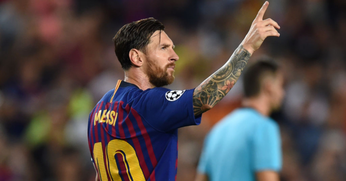 00e11d2ac64 Ranking Lionel Messi s 10 best hat-tricks for Barcelona and Argentina