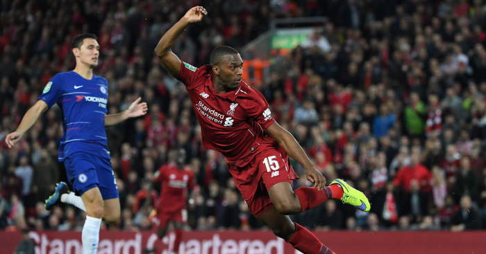 Image result for Daniel Sturridge