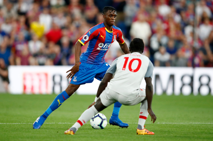 Image result for aaron wan-bissaka