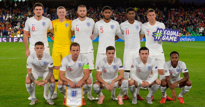FM18 sims how England's team vs Spain would have fared at