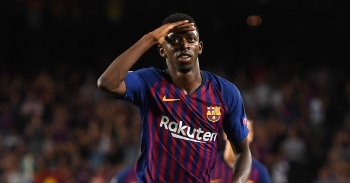 new product 6c672 57316 Ousmane Dembélé is finally hitting his stride at Barcelona ...
