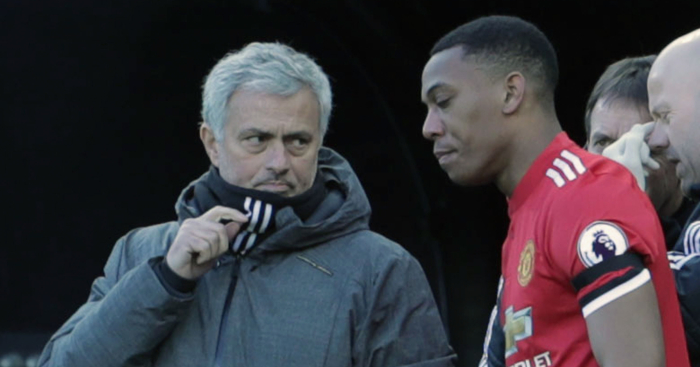 Nine Manchester United Players Jose Mourinho Publicly Criticised While Boss Planet Football