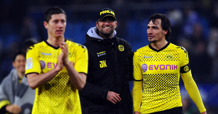 The Incredible Xi You Can Make From Players Sold By Borussia Dortmund Planet Football