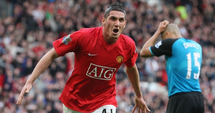 3e0093426 The seven stages of Federico Macheda s career  From golden boy to ...