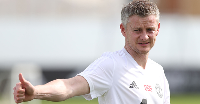 Football Manager sims three years with Ole Gunnar Solskjaer as Man