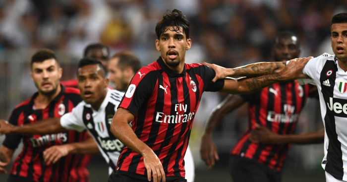 Lucas Paquetas Already Pulled Out The Drag Back Backheel For Milan