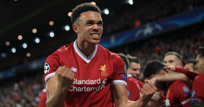 official photos 3dfd7 6bf61 Six stages of Trent Alexander-Arnold's career: From local ...