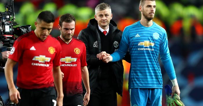 Analysing Man Utd's recent record after suffering European defeats