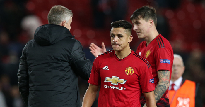 e1a59fe3d Comparing Alexis Sanchez s Man Utd stats to his best season at ...