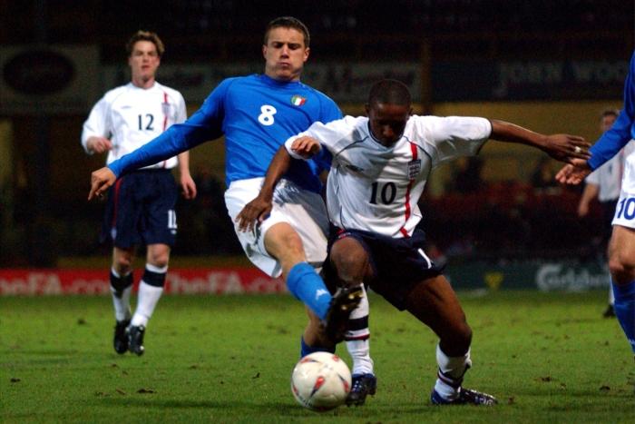 Matteo-Brighi-Jermain-Defoe-Italy-Under-21-England-Under-21