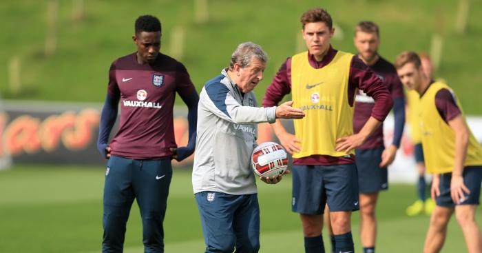Paul-Digby-Roy-Hodgson-Danny-Welbeck-England