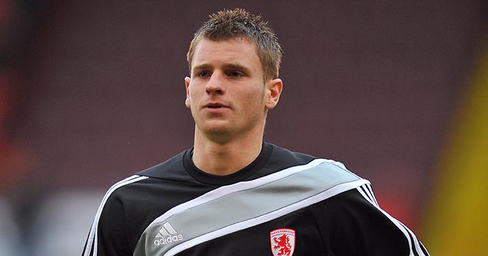 Jonathan Franks, Middlesbrough