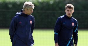 Arsene-Wenger-Aaron-Ramsey-Arsenal