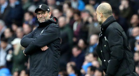 Jurgen-Klopp-Pep-Guardiola-Liverpool-Manchester-City