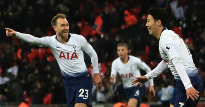 Christian-Eriksen-Son-Heung-min-Tottenham