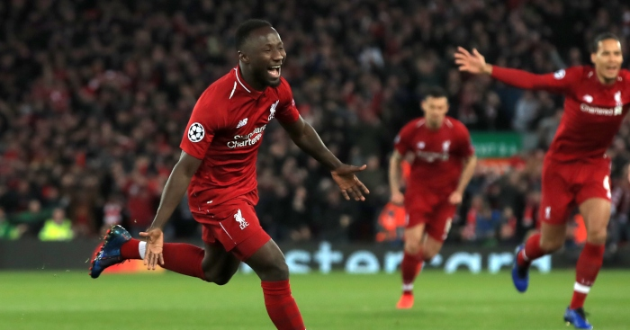 Comparing Naby Keita's Stats V Porto To His First