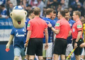 Schalke mascot Erwin