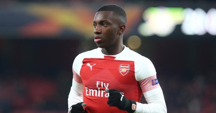 Watch Eddie Nketiah Scores Brilliant Solo Goal For Arsenal U23s Vs Chelsea Planet Football