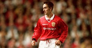 Michael Clegg, Manchester United