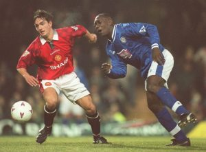 Michael-Clegg-Emile-Heskey-Manchester-United-Leicester-City