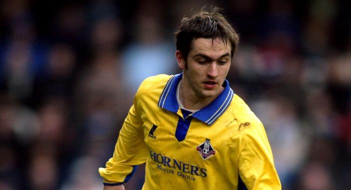 Oldham's Michael Clegg.
