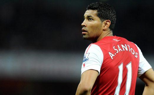 Andre Santos, Arsenal