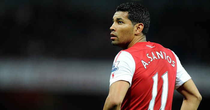 Andre Santos, Arsenal