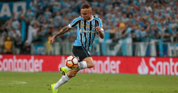 Everton Soares Gremio Planet Football