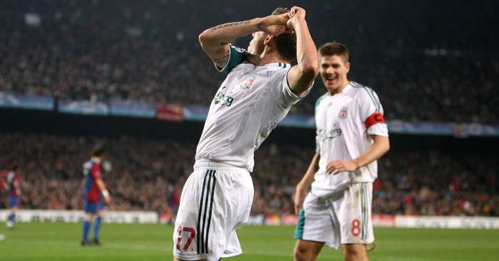 Steven-Gerrard-Craig-Bellamy-Liverpool-Barcelona