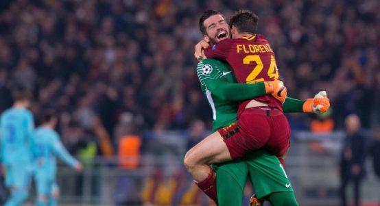 Alisson-Becker-Roma-Barcelona