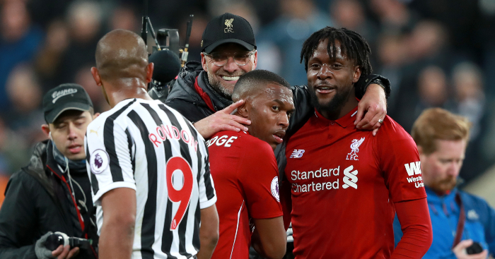 Image result for liverpool players sturridge 2019