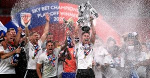 Fulham promoted