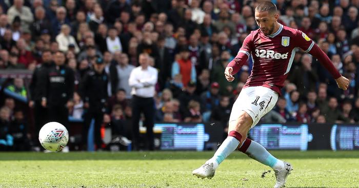 Watch: Conor Hourihane scores screamer to help Aston Villa beat West Brom -  Planet Football