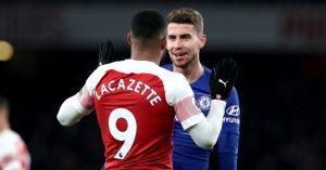 Alexandre-Lacazette-Jorginho-Arsenal-Chelsea