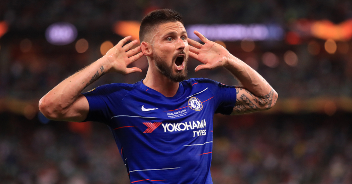Olivier-Giroud-Chelsea-Arsenal-celebrates