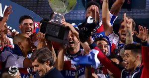 Tigre win Copa de la Superliga